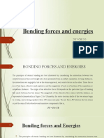 Bonding forces and energies - Copy