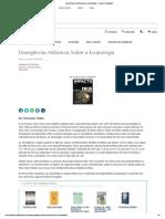 Divergências Históricas Sobre a Escatologia — Impacto Publicações