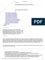 ACFS Support On OS Platforms (Certification Matrix). (Doc ID 1369107.1)