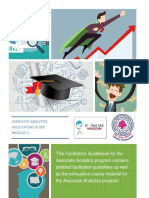 Associate Analytics M1 Faculty Guide