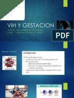 17 SEM 3 CLASE HIV Y GESTACION