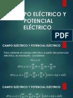 SEMANA CAMPO ELECTRICO