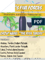 PORTER'S FIVE FORCES.docx