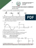 EPREUVE DE Circuit Analogique&Numer.séq4-2012