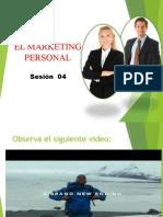 SESION 04 - VIRTUAL - MARKETING PERSONAL 2