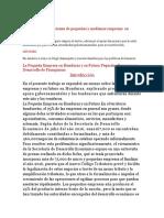 ENSAYO SOBRE LA EVOLUCION DE LA ECONOMIA EN HONDURAS.docx