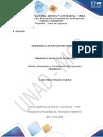 Alineacion de la propuesta de Valor y Matriz de Evaluacion de las Alternativas de Solucion