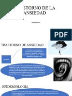 TRASTORNO DE LA ANSIEDAD