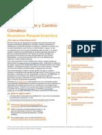 BHP006 Nuestros Requisitos de Cambio Climatico y Medio Ambiente