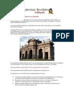 Arquitectura Neoclásica en España