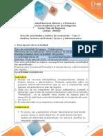 Guía de actividades y rúbrica de evaluación - Fase 2 - Realizar informe del estudio técnico y administrativo (1)