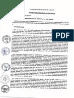 DA Nº 009-2020-Dejar sin efecto el DA N° 006-2020-MSB-A de fecha 16 de Marzo de 2020, que modifica el cronograma del proceso de eleccion de CCLD de San Borja