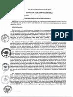 DA Nº 010-2020-Modificar el Art 4° del REGLAMENTO DEL PROGRAMA DE INCENTIVOS PARA EL VECINO PUNTUAL DE SAN BORJA