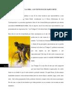 Análisis De La Obra - Los Testigos II De Darío Ortiz