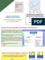 CAP 3 SOLUCIONES Y PROPIEDADES COLIGATIVAS Parte 2 Propiedades coligativas.pdf