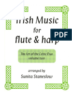 Irish music for flute and harp book.pdf