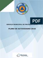 CM Portimão - PLANO DE ACTIVIDADES SMPC_2018_v.1