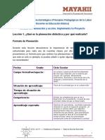 M2 L1. Formato de planeación