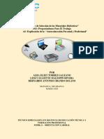 Caso Practico -Criterios de Seleccion de los Materiales Didácticos
