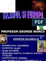 Islamul si europa