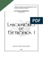 Apostila Laboratório de Eletrônica