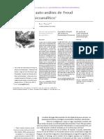 Proge, E. (2010) - Del Mito Del Autoanalisis De Freud Al Discurso Psicoanalitico