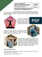 Guía No. 6 Sociales 9°