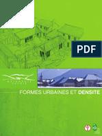 3.formes urbaines et densité
