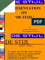 De stijl presentation.ppt