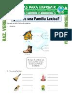 Ficha-Que-es-una-Familia-Lexica-para-Tercero-de-Primaria