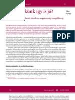Lutheran Survey Credo2010_3-4_Fabri