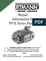 hartmann pumps pvx repair manual
