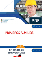 1. PRIMEROS AUXILIOS SAFETY LINE CONSULTING