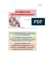 conditionnement 2013 2014