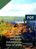 Influência da história, solo e fogo na distribuição dinâmica das fitofisionomias no bioma Cerrado.pdf