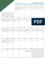 Cronograma Dissertação - OUT-2019 a SET-2020