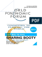 DAVOS WORLD PONZINOMIC FORUM
