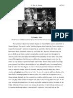 Extra Credit #4 - Oromo, Aztec + Hawaiian Articles
