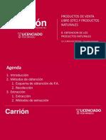 TEMA 8. OBTENCIÓN DE LOS PRODUCTOS NATURALES.pptx