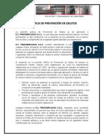 POLÍTICA DE PREVENCIÓN DE DELITOS .docx