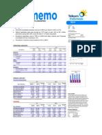 Telkom Info Memo q3-2010