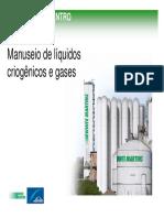 Manuseio de Liquidos Criogenicos e Gases_White Martins [Modo de Compatibilidade]