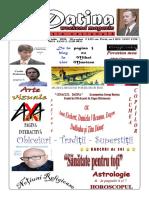 Datina - Ediție Națională - 04--05.07.2020 - prima pagină