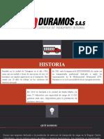 GESTION MARCA - DURAMOS