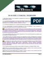 30-05-20  - 1° P. SOCIEDADES - LOS SIMULADORES
