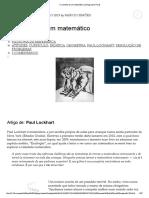 O lamento de um matemático _ {Imaginário Puro}.pdf
