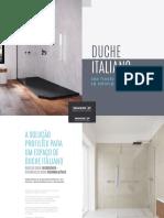 PROFILTEK - DUCHE ITALIANO 2019