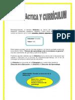 Curriculum y didactica