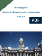 Estrategia - Junio - Anexo Punto 6 - Mesa de Seguimiento Parlamentario Junio 2020