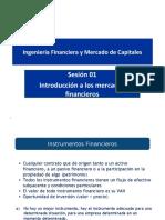 Ingeniería Financiera y Mercado de Capitales